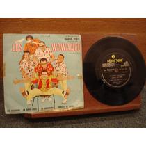 Los Wawanco Disco Simple Odeon Pops Vol. N° 14 Hernan Rojas