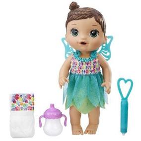 Boneca Baby Alive Hora Da Festa Morena Hasbro B9724