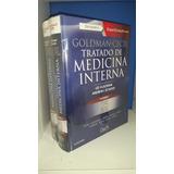 Cecil Goldman - Medicina Interna 2ts Ed 25ª - 2017 - Oferta!