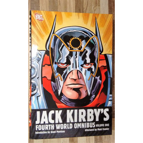 The Jack Kirby Fourth World Omnibus - V.1 (usado) Em Inglês