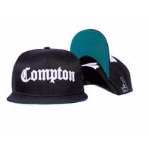 Boné Compton Aba Reta Classico Chronic Original Nwa Dr Dree
