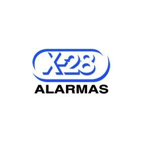 Kit Alarma Casa X-28 2 Zonas Inalámbrica Domiciliaria