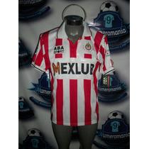Jersey Chivas Aba Sport Reedición Local Campeón1997