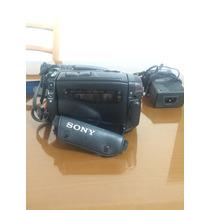 Camara Dvd Sony Hamdycam Para Repuestos