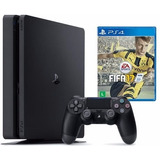 Playstation 4 Slim Con Fifa 17 A Meses Sin Intereses