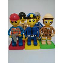 Centro De Mesa Lego City,super Heroes,infantiles,recuerdos