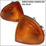 Direccional Honda Del Sol 93 - 97 Pareja,oferta