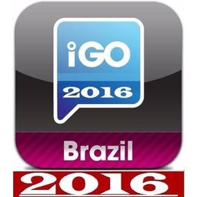 Atualização Gps 2017 Igo 8, Igo Amigo E Igo Primo 1.2 + Menu