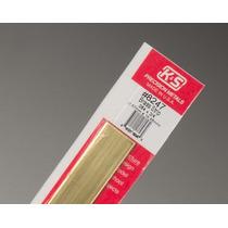 Lamina De Laton K&s Brass Strip .064x3/4 #8247
