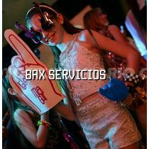 Cotillon Mano De Goma Eva. Eventos Fiestas Pack X 20