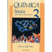 Livro Química Básica Química Orgânica 3 Carmo Galo Neto