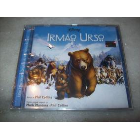 Cd - Irmão Urso - Disney - Cantado Em Português - Lacrado