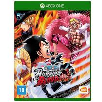 Jogo One Piece Burning Blood Para Xone - Bandai Namco
