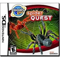 Discovery Kids Araña Misiones - Nintendo Ds