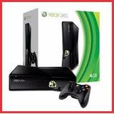 Xbox360 Slim5.0+2 Controles+disco 500gb+90juegos
