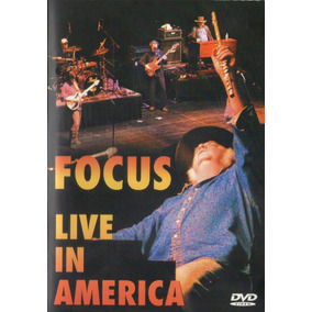 Dvd Focus - Live In America