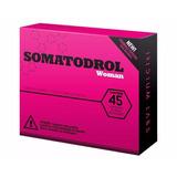 Somatrodol Woman Original 45 Cps Queimão De Estoque