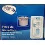 Pure It Filtro De Microfibra Para Compact, Classic Y Autofil
