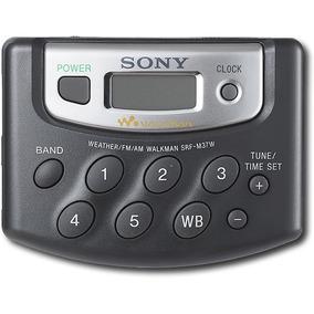 Radio Portatil Sony Am/fm M37 Digital Incluye Audifonos