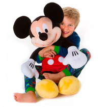 Mickey Mouse Peluche Original Disney Grande 65 Cm