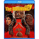 Blu-ray A Vingança De Cropsy 1981 The Burning - Legendado