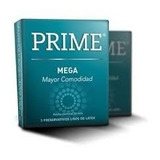 Preservativos Prime, 24 Cajas De 3u C/u. Todos Los Modelos