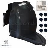 Guardaplast Peugeot 307 Delantero Izquierdo + Clips Original