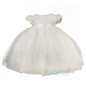 Hemoso Vestido De Fiesta Niña Elegante Angel