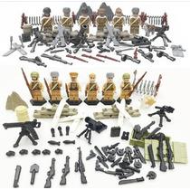Exército Nacional Russo Batalha De Moscou 1941 Lego Militar