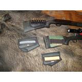 Canana De Culata T/los Calibres,rifle,fusil,escopeta,caza