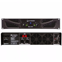 Amplificador Profesional Crown Xli 2500 Original - Audiotech