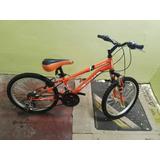 Bicicleta Nueva Y Garantia #20 Mtb Aros Aluminio, Suspensión