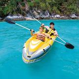 Kayak Inflable 2 Personas Con 2 Pares De Remos Liquido¡¡¡