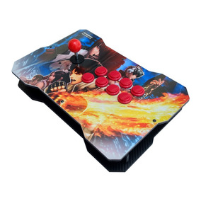Controle Arcade Full Sanwa Generico Ps4 Ps3 Pc Raspberry