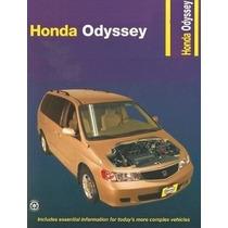 Manual De Reparacion Honda Odissey 2000-2004