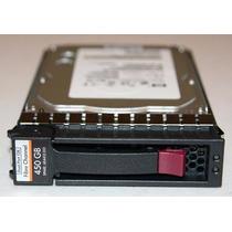 Disco Fiber Channel Hp Ag803a 454412-001 450gb 15k