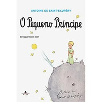 Livro Novo - O Pequeno Principe - Antoine De Saint Exupéry