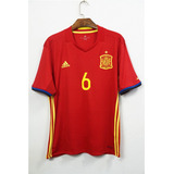 Camiseta España Local 2016