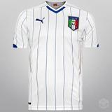 Camisa Itália Puma Ii