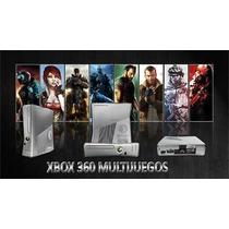 Xbox 360 Multijuegos, Ideal Negocio O Renta