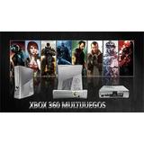 Xbox 360 Multijuegos, Dd 1 Tera, 2 Controles Inalambricos