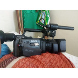 Camara De Video Profesional Sony