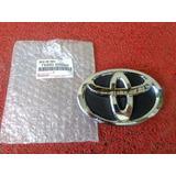 Emblema Parilla Camisa Toyota Corolla 2009 2014 Original