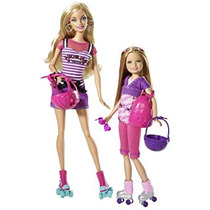 Juguete Barbie Barbie Y Hermanas Stacie Muñecas 2-pack