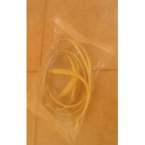 Kit Friso Filete Amarelo 2 Parachoque Escort Xr3 88 89 90