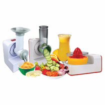 Easy Fresh Procesador Alimentos Triturador Hielo Jugo 6700