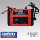 Cargador Automatico De Bateria 12v Black And Decker Bc12