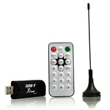 Adaptador Receptor Tv Digital Usb Para Pc Notebook Dtv Hd