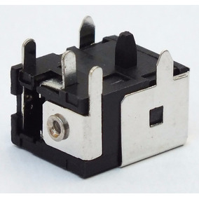 Conector Dc Jack Para Notebooks Cce,asus, Positivo Etc