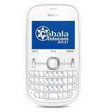 Celular Nokia Asha 201 Branco Com Defeito